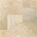 NaturalStone Avorio Chiseled & Brushed Versailles Pattern  thumbnail #1