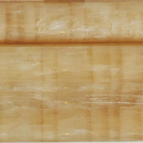 Precious Polished Stone Honey Onyx