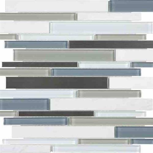 Stainless Mosaics Nordic Storm