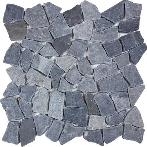 Ocean Stones  Gray Tumbled