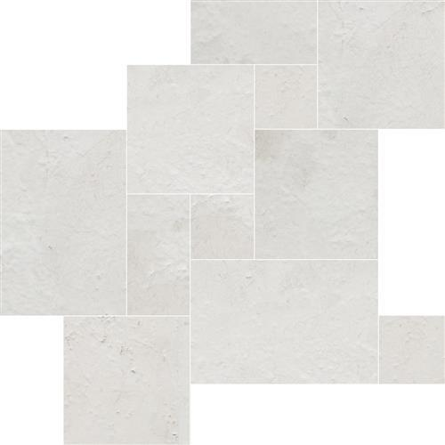 Imperial Pearl Brushed 4Pc Versailles Pattern