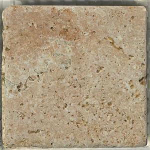NaturalStone Beige TRMOWTMBE44 Tumbled4x4