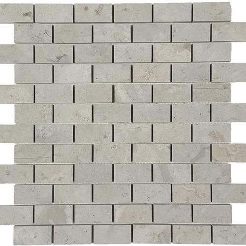 Metropolitan - Limestone Storm Staggered Mosaic