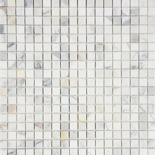 Metropolitan - Stone Calacatta Gold Mosaic