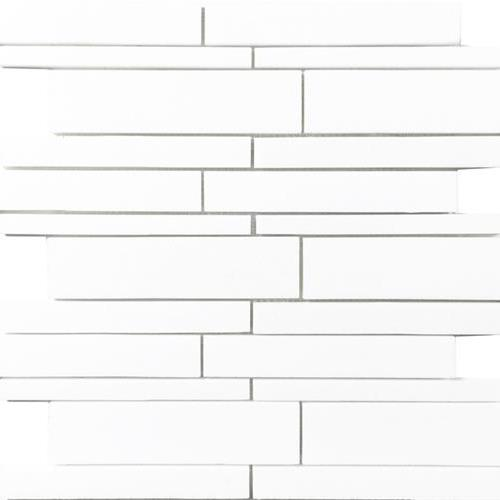 Metropolitan - Stone White Thassos Polished Random Strip