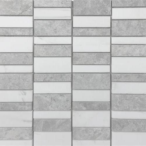 Metropolitan - Dolomite Nuvoloso Irregular Mosaic