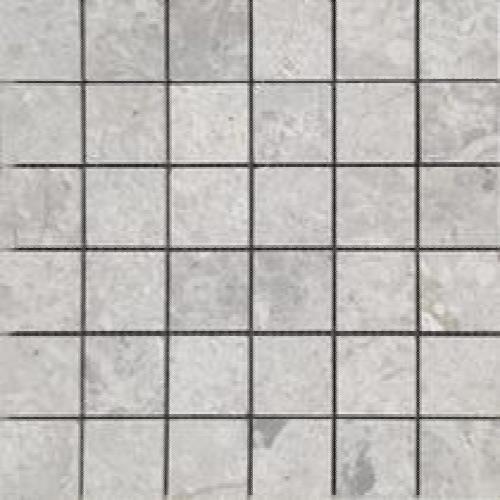 Nuvoloso Brushed 2X2 Mosaic