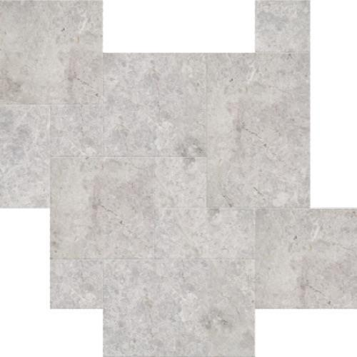 Nuvoloso Brushed 4 Pc Versailles Pattern