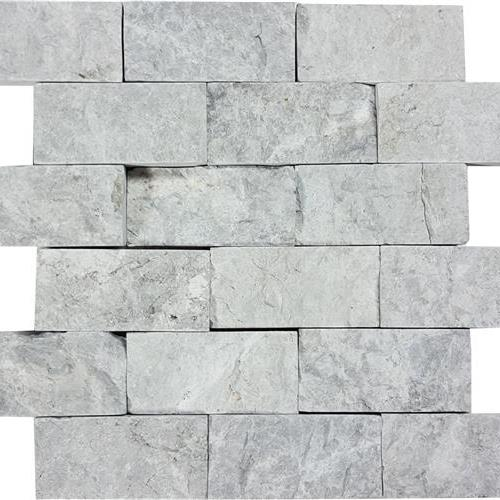 Nuvoloso Split Face 2X4 Mosaic