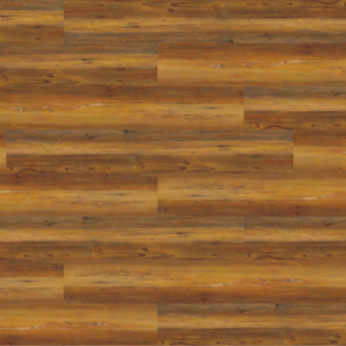 A close-up (swatch) photo of the Heart Pine flooring product