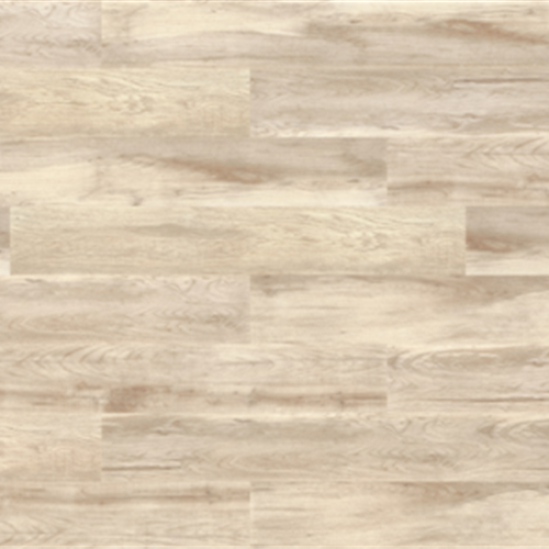 A close-up (swatch) photo of the Sanibel Shell flooring product