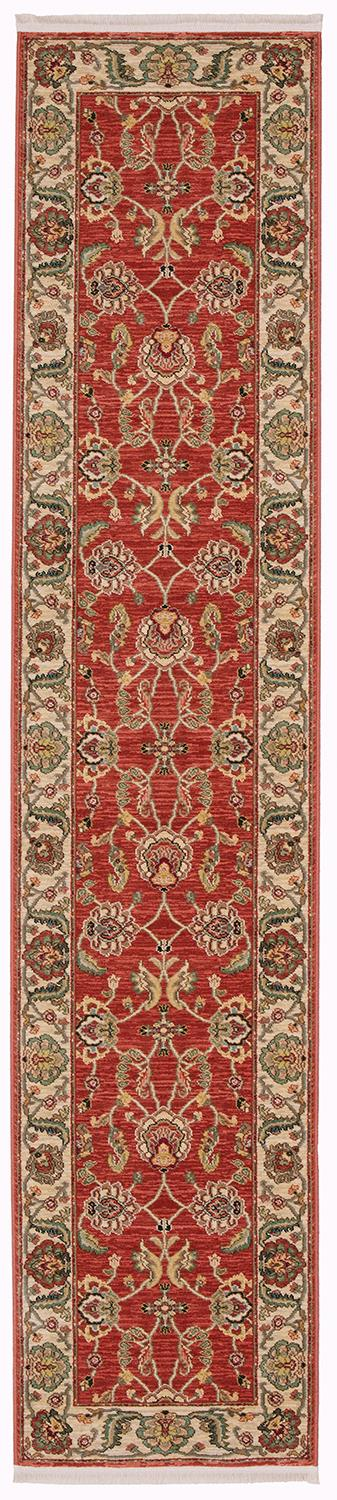 00549 Agra Red