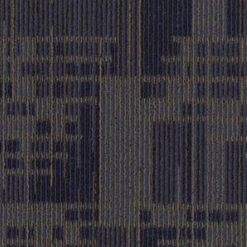 Set In Motion Tile Indigo Batik 568