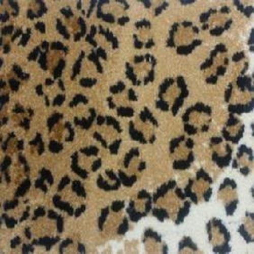 Cheetah Print Gold  Black