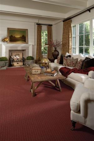 Wool Crochet Cedar Shake 29529