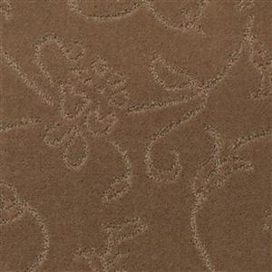 Carpet CouncilGardens 6484-505 MochaShine