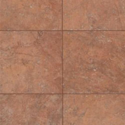 Egyptian Stone Wall Luxor Red