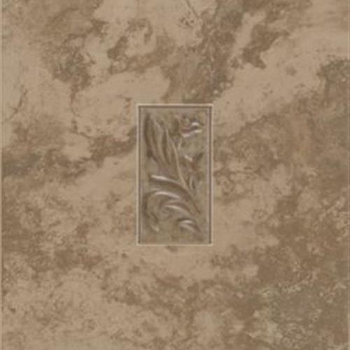 Pavin Stone Wall Brown Suede