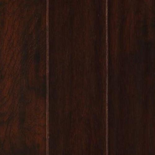 Hardwood Branson Soft Scrape Uniclic Chocolate Hickory  main image