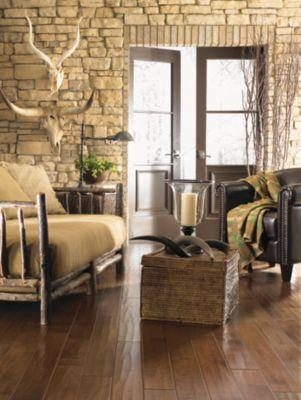 Mohawk Industries Brindisi Plank Mocha Maple Hardwood