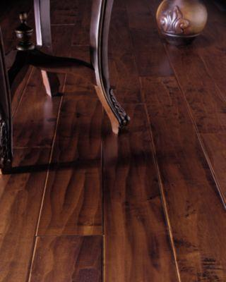 Brindisi Plank Dark Auburn Maple