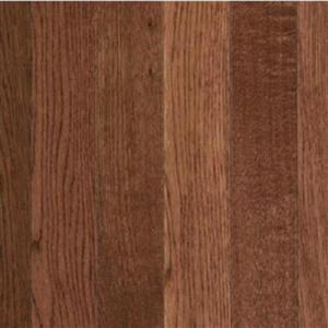 Hardwood MarburyOakStrip WEL15-50 Russet
