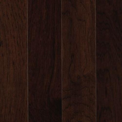 Rockingham Hickory Solid 5 Gunpowder Hickory
