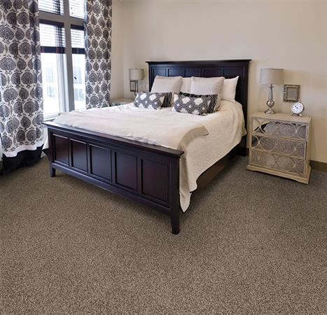 Room Scene of Chromatic Touch - Carpet by The Dixie Group