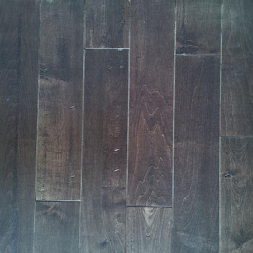 "Knob Creek in Truffle   4"" - Hardwood by Mullican"