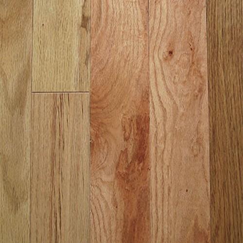 "Red Oak Natural - 2.25"""