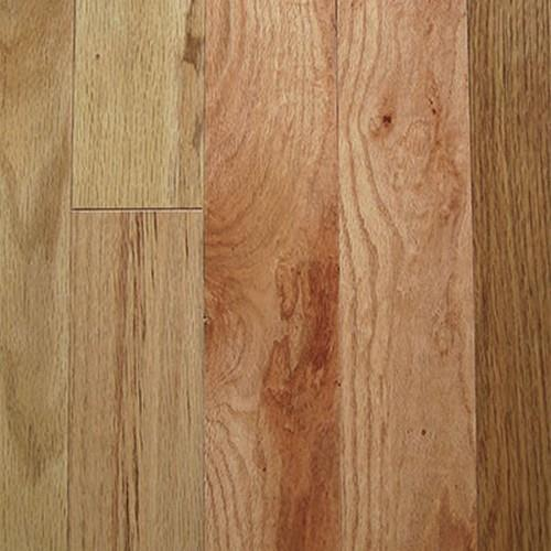 Oak Pointe Red Oak Natural - 3