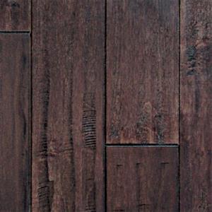 Hardwood ChatelaineHandSculpted 19145 DarkMocha-5