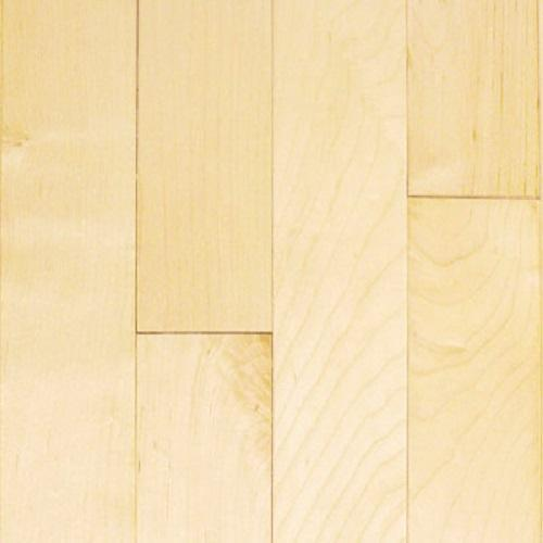 "Muirfield in Natural Maple 3"" - Hardwood by Mullican"