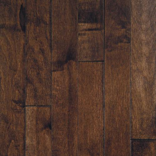 "Muirfield in Cappuccino  5"" - Hardwood by Mullican"