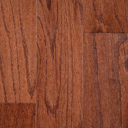 Devonshire Saddle - Red Oak