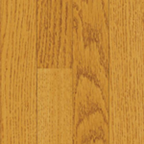 "A close-up (swatch) photo of the Caramel   2.25"" flooring product"