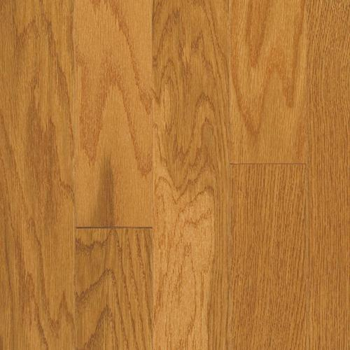 "A close-up (swatch) photo of the Gunstock   3"" flooring product"