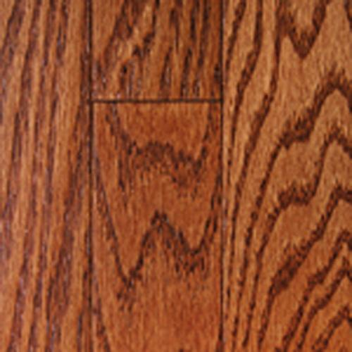 "A close-up (swatch) photo of the Merlot   3"" flooring product"