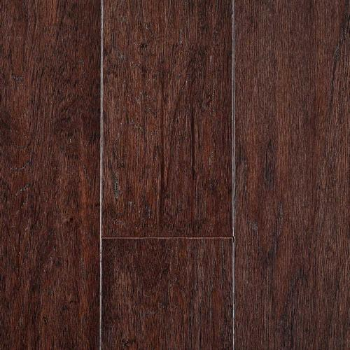 "Lincoln Shire in Espresso  5"" - Hardwood by Mullican"