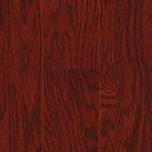 Hillshire Engineered Hardwood in Oak Bordeaux - Hardwood by Mullican