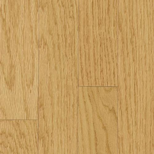 "Hillshire Engineered Hardwood in Red Oak Natural   5"" - Hardwood by Mullican"