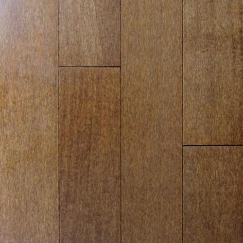 "Hillshire Engineered Hardwood in Maple Autumn   5"" - Hardwood by Mullican"