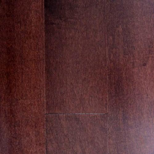 Hillshire Engineered Hardwood in Maple Bordeaux - Hardwood by Mullican