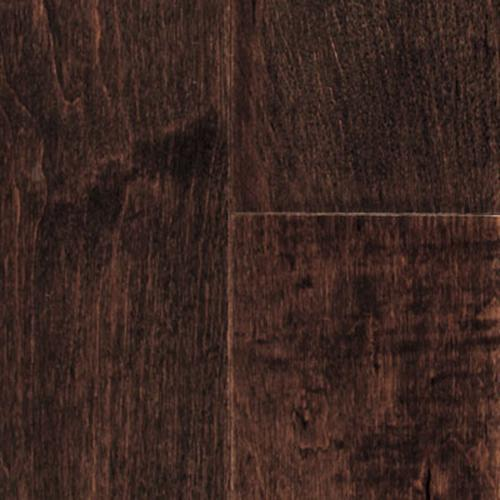 "Hillshire Engineered Hardwood in Maple Cappuccino   5"" - Hardwood by Mullican"