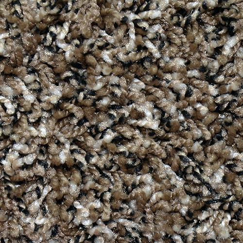 Shaggy Delight Brown Tweed 836