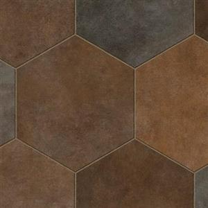 VinylSheetGoods EasyLiving 14512 Hex-CopperMine