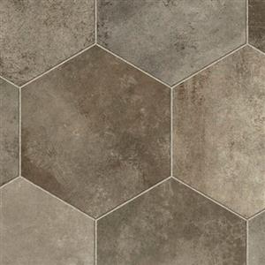 VinylSheetGoods EasyLiving 14513 Hex-Riverbed