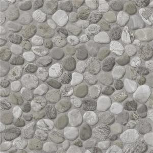 VinylSheetGoods TruTEX12 TTX-27101 Pebbles-RainyDay