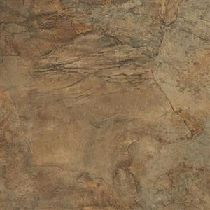 LuxuryVinyl PermastoneTile IS801 IndianSlate-SunsetGold