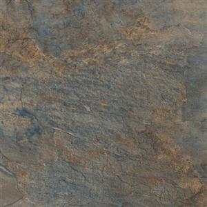 LuxuryVinyl PermastoneTile IS803 IndianSlate-Canyon